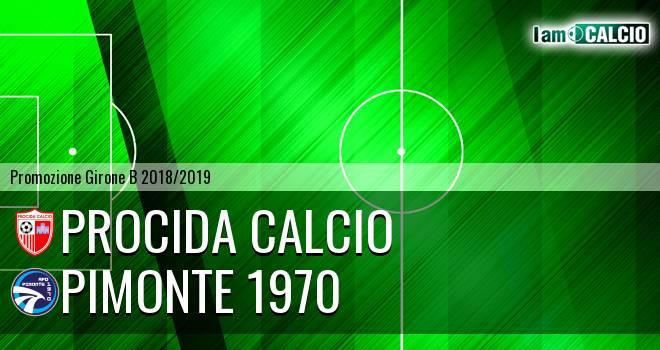 Procida Calcio - Pimonte 1970
