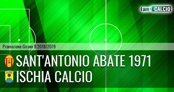 Sant'Antonio Abate 1971 - Ischia Calcio