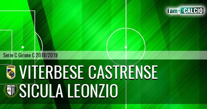 Viterbese Castrense - Sicula Leonzio