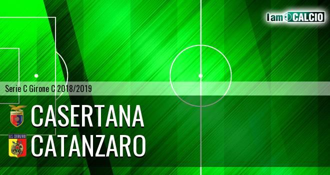 Casertana - Catanzaro