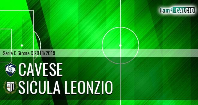 Cavese - Sicula Leonzio