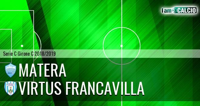 Matera - Virtus Francavilla