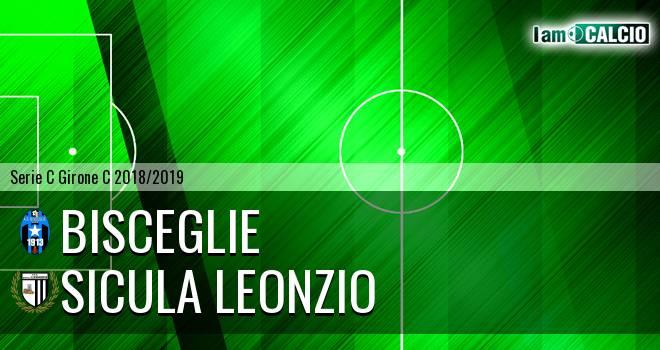 Bisceglie - Sicula Leonzio