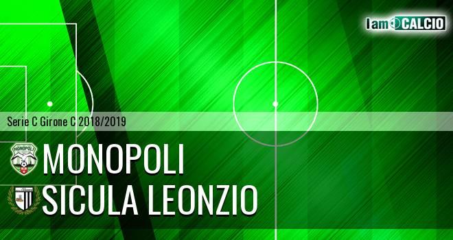 Monopoli - Sicula Leonzio
