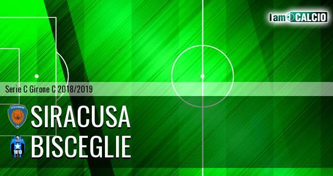Siracusa - Bisceglie