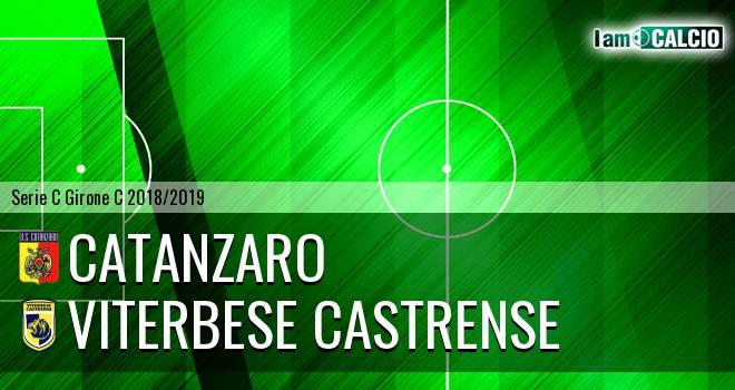 Catanzaro - Viterbese Castrense