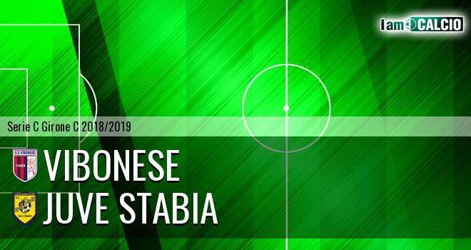 Vibonese - Juve Stabia