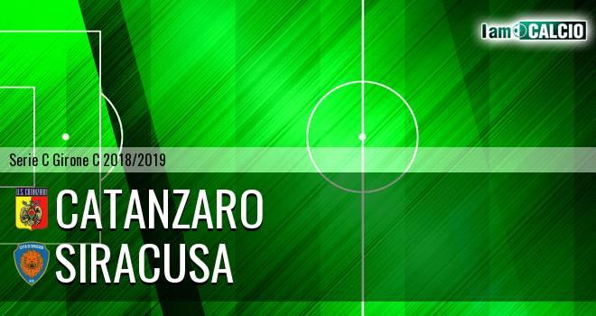 Catanzaro - Siracusa