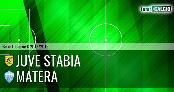 Juve Stabia - Matera