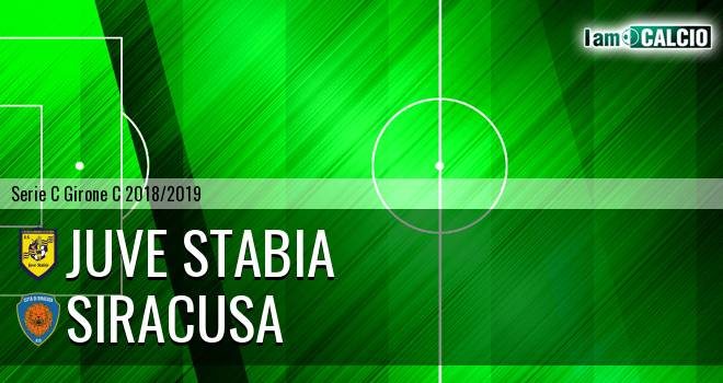 Juve Stabia - Siracusa