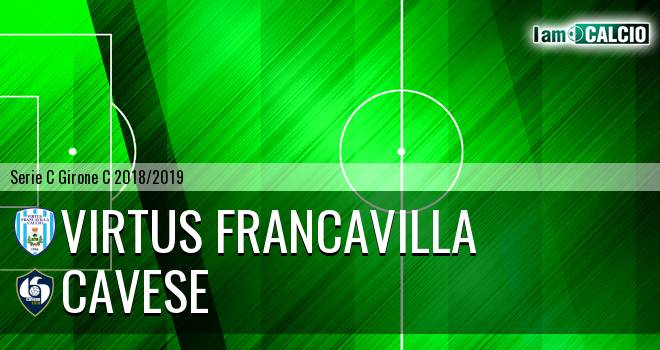 Virtus Francavilla - Cavese