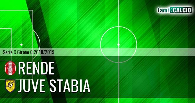 Rende - Juve Stabia