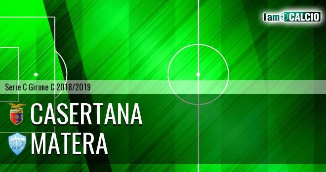 Casertana - Matera