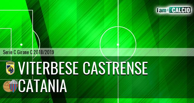 Viterbese Castrense - Catania