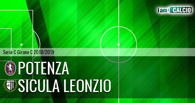 Potenza - Sicula Leonzio