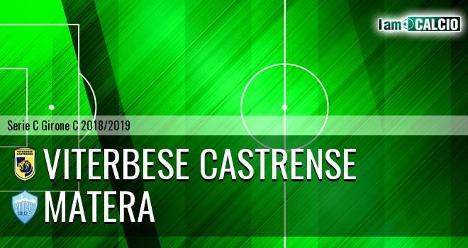 Viterbese Castrense - Matera