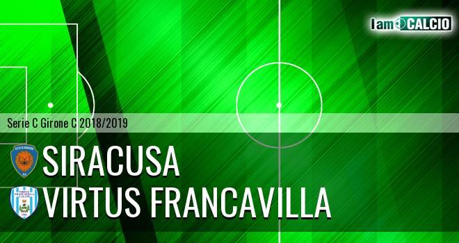 Siracusa - Virtus Francavilla