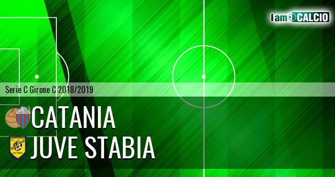 Catania - Juve Stabia