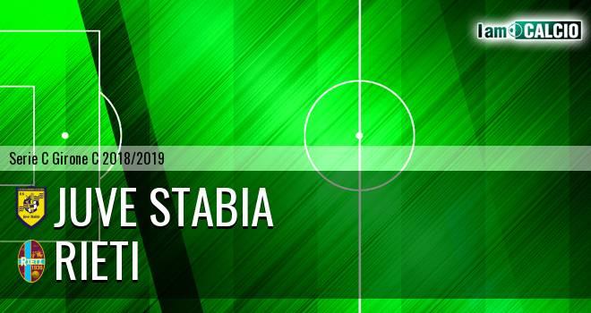 Juve Stabia - Rieti