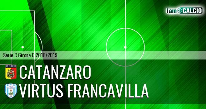 Catanzaro - Virtus Francavilla