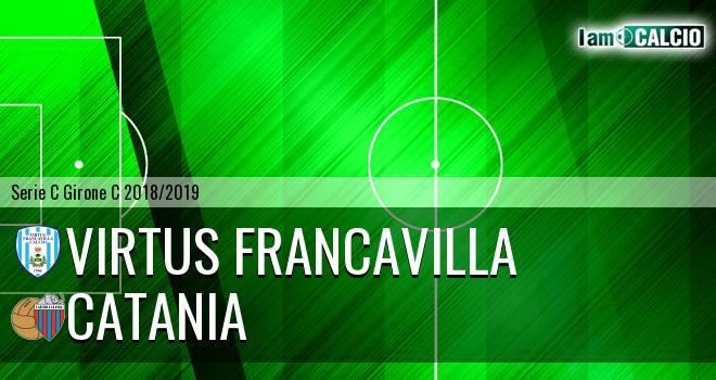 Virtus Francavilla - Catania