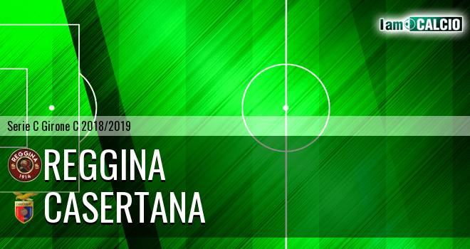 Reggina - Casertana