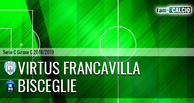 Virtus Francavilla - Bisceglie