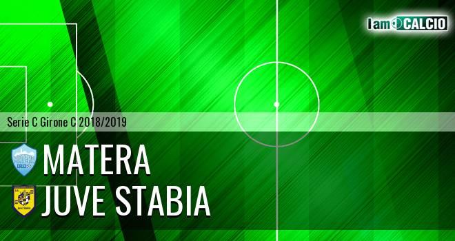 Matera - Juve Stabia