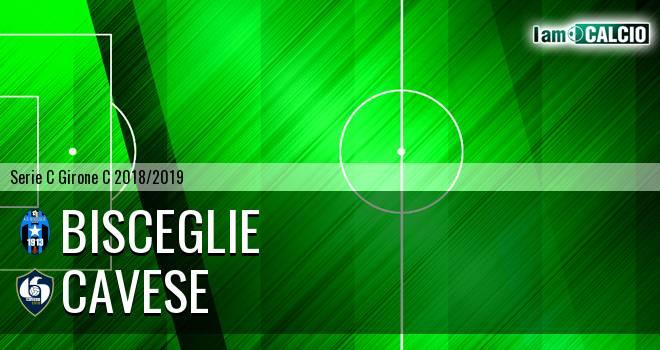 Bisceglie - Cavese