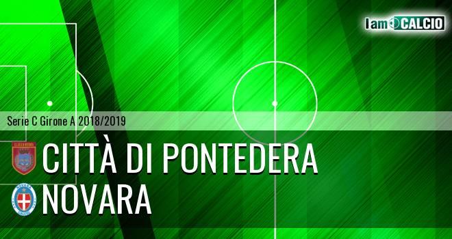 Città di Pontedera - Novara