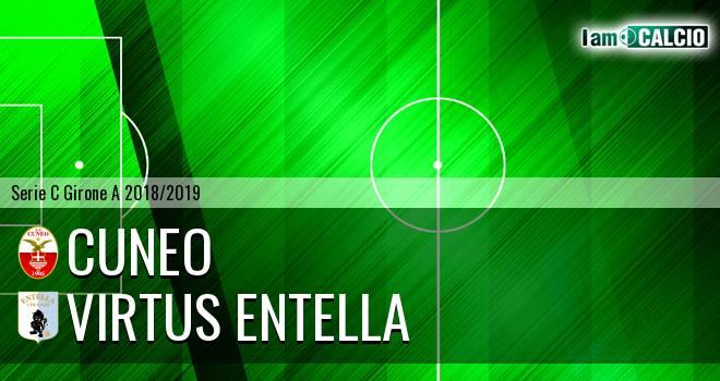 Cuneo - Virtus Entella