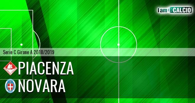 Piacenza - Novara - Serie C Girone A 2018 - 2019