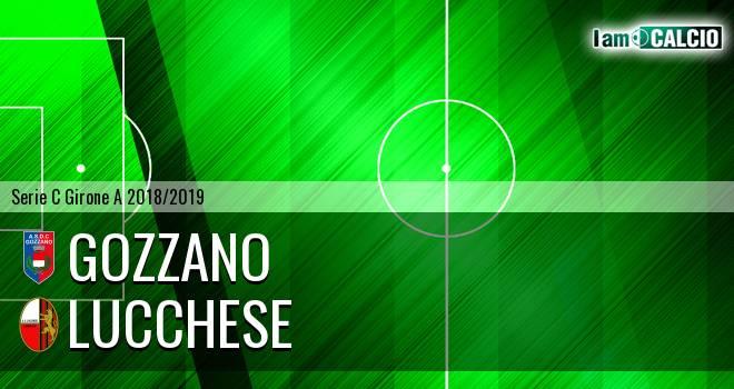 Gozzano - Lucchese 1-1. Cronaca Diretta 15/10/2018