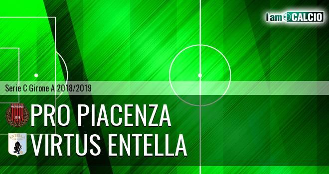 Pro Piacenza - Virtus Entella