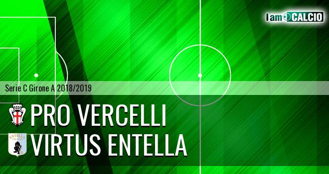 Pro Vercelli - Virtus Entella