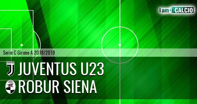 Juventus U23 - Robur Siena