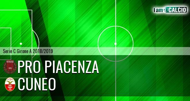 Pro Piacenza - Cuneo