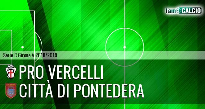 Pro Vercelli - Città di Pontedera