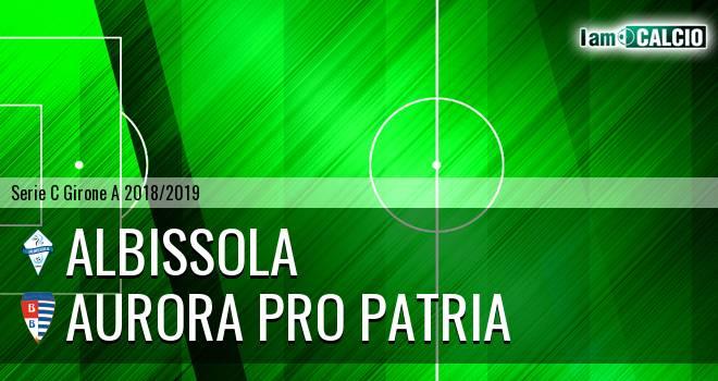 Albissola - Aurora Pro Patria