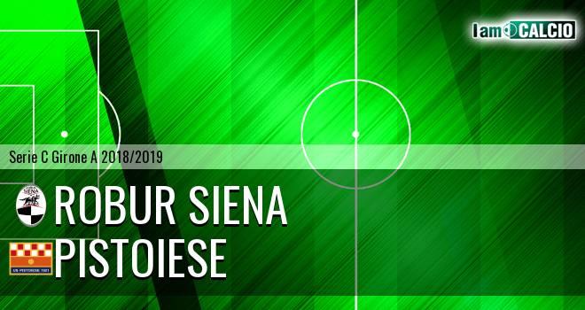 Robur Siena - Pistoiese