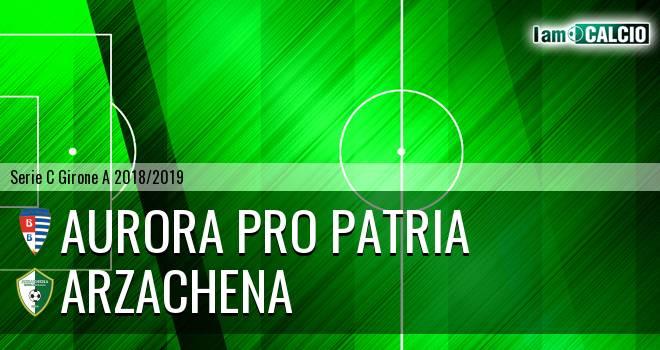 Aurora Pro Patria - Arzachena