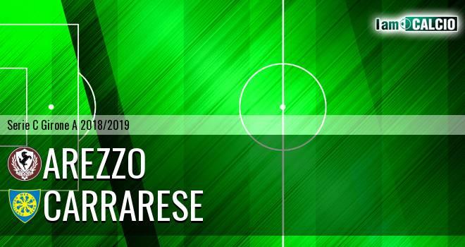 Arezzo - Carrarese