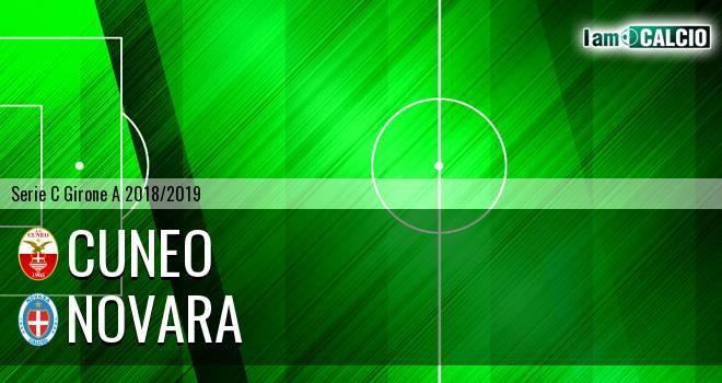 Cuneo - Novara 0-0. Cronaca Diretta 18/11/2018