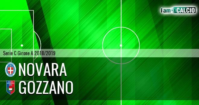 Novara - Gozzano 0-0. Cronaca Diretta 25/11/2018