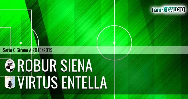Robur Siena - Virtus Entella