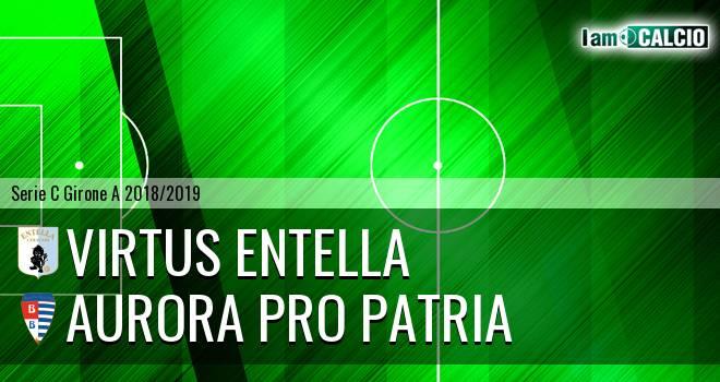 Virtus Entella - Aurora Pro Patria