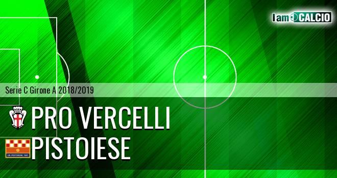 Pro Vercelli - Pistoiese