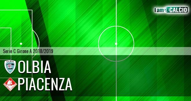 Olbia - Piacenza