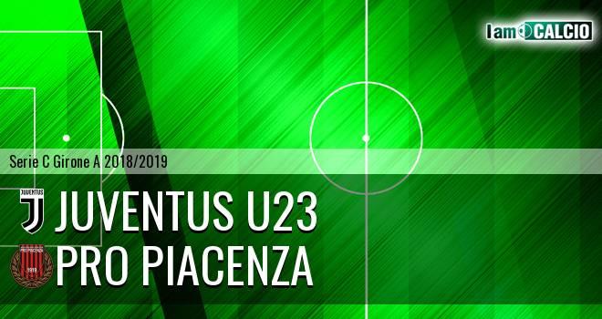 Juventus U23 - Pro Piacenza