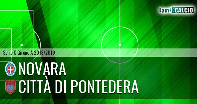 Novara - Città di Pontedera